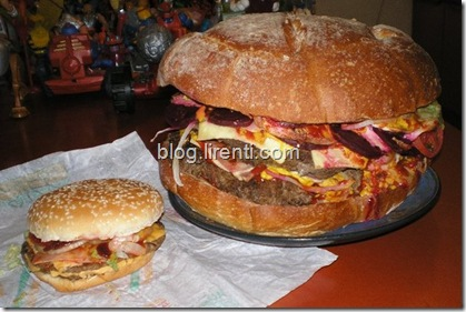 hamburger-rekord