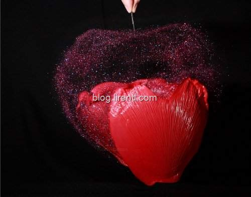 heart - High Speed Photography