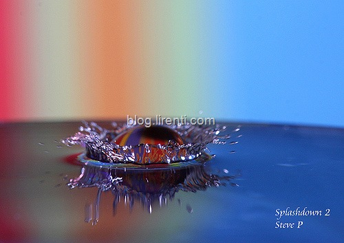 Splashdown a bit deeper High Speed Photography - Flickr