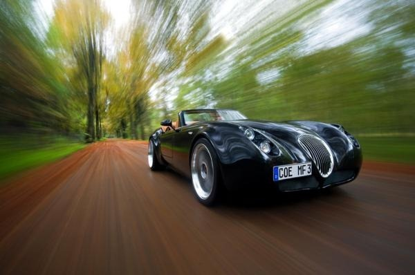 Photography Wiesmann MF4 Roadster