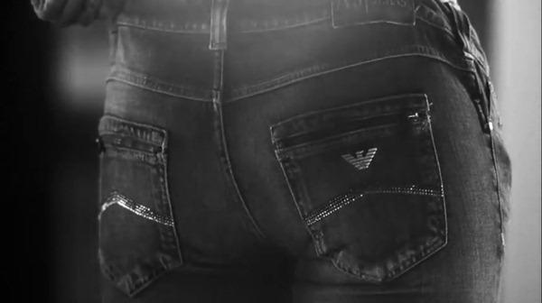 Rihanna for Armani Jeans 05